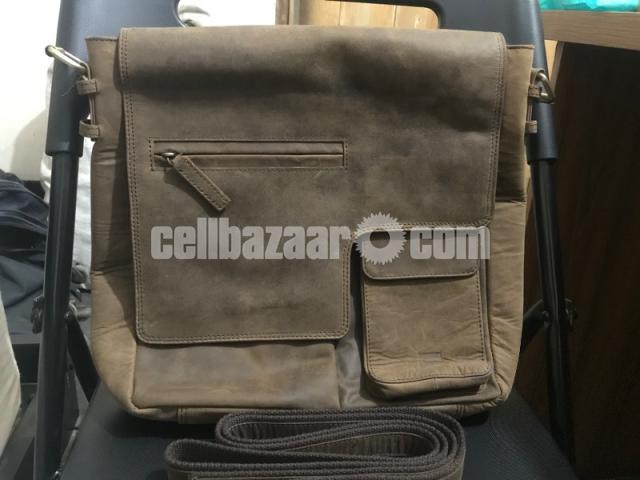SreeLeather side bag - 3/5