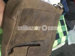 SreeLeather side bag - Image 5/5