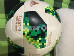 Fifa 2018 design football