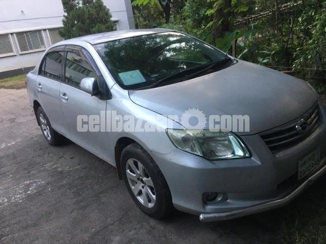 Toyota Axio Used car - 2/4