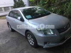 Toyota Axio Used car