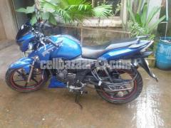 Apache RTR Blue Edition