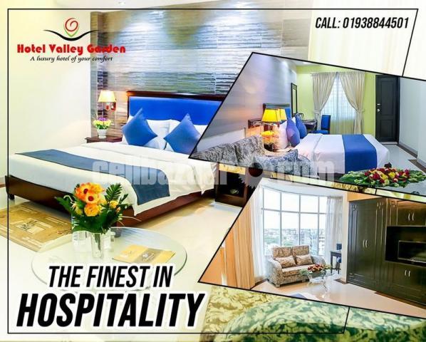 """Hotel Valley Garden is the Best Hotel in Sylhet"" - 10/10"