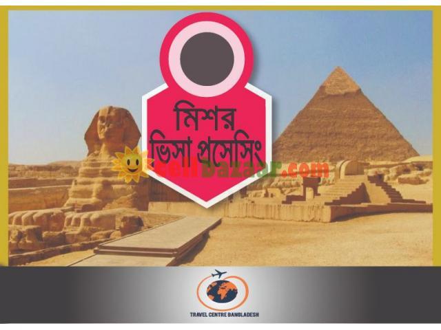 Egypt Visa - 1/2