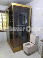Luxurious Jacuzzi small one tub Steam shower/ বিলাসবহুল জাকুজি ছোট স্টিম টব  শাওয়ার