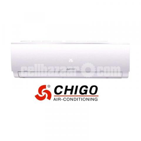 BRAND NEW CHIGO 2 TON SPILT AC - 1/3