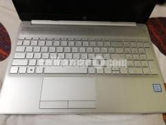 Hp Notebook core-i3 8gen