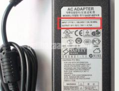 Used Genuine Samsung NP-R50 NP-R505 AC Adapter Charger 90W