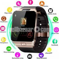 Sim support smart watch Memory card support