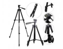 Tripod camera stand mobile stand white-black