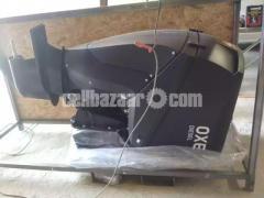 Hi-Speed 22 seats outboard fiberglass passenger boat.