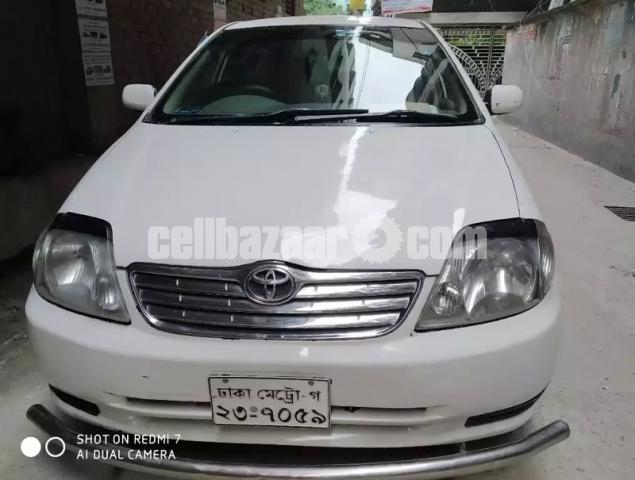 X Corolla 2003 Fresh Car - 1/6