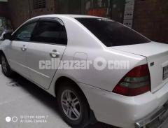 X Corolla 2003 Fresh Car - Image 6/6