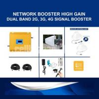 Network Booster 2G 3G 4G Signal Repeater for 3000/7000/10500Sft