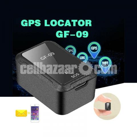 GPS Tracker Mini Live Tracking Device Magnetic APP Control with Voice Callback System - 1/6