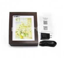 Spy Camera HD Photo Frame Wifi IP Camera Live Hidden Camcorder with Self - Image 5/6