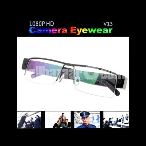 Spy Camera Digital Eyewear Glass Cam Video with Voice Recorder - 3/5
