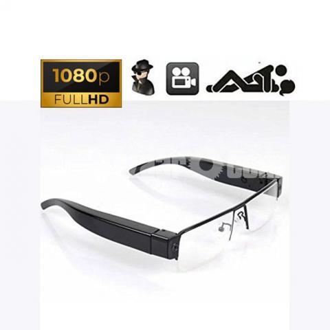 Spy Camera Digital Eyewear Glass Cam Video with Voice Recorder - 4/5