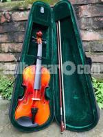 custom handmade violin in oman