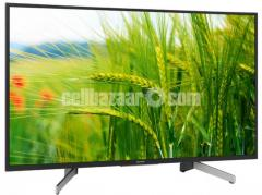 Sony Bravia 4K HDR Android LED TV KD-55X8000G 55 Inch