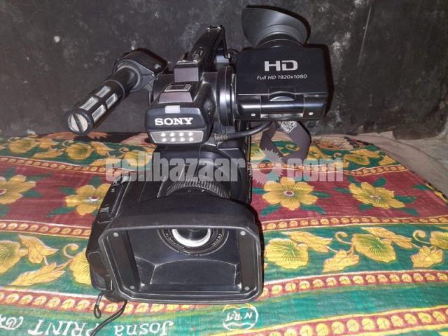 Sony HXR-MC2500 Professional Camera - 3/3