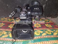 Sony HXR-MC2500 Professional Camera - Image 3/3