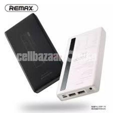 REMAX Linon Pro Fast Charging Power Bank 20000Mah - 7/8