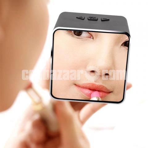 Spy Camera Bluetooth Speaker 4K Wifi IP Camera Video with Voice Recorder - 6/6