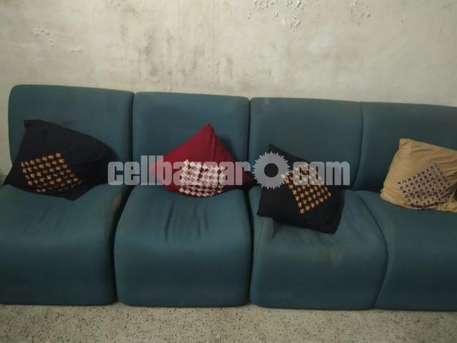 otobi sofa set urgent sell - 1/1