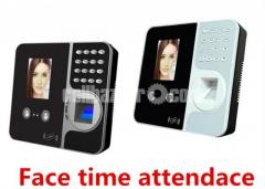 Face Recognition Digital attendance machine price in bd