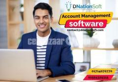 Account Management Software