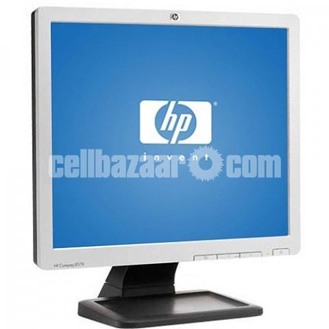 HP Compaq  17-inch LCD Monitor Full Fresh Condition - 2/6