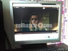 HP Compaq  17-inch LCD Monitor Full Fresh Condition - Image 5/6