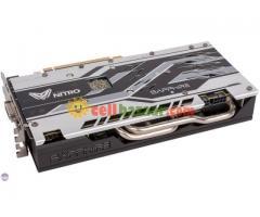 Sapphire Nitro+ OC RX580 8GB