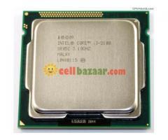 intel core i3- 2100-3.10 GHz processor