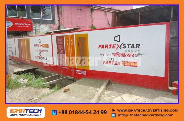 Project Boundary Wall Painting Branding for Indoor and Outdoor Wall Painting - 3/4