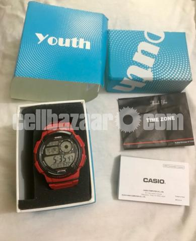 Casio youth - 1/3