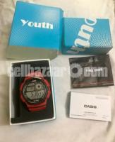 Casio youth