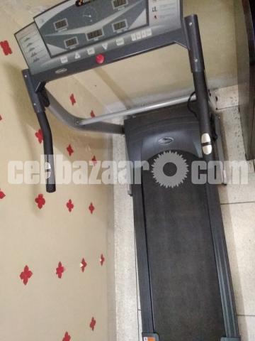 Electronic Treadmill (Evertop Fitness) - 3/5