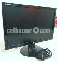 LG 19 inch LCD Monitor & Power cable