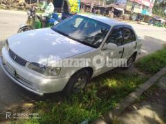 Fresh Toyota Corolla Saloon for Sale