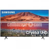 "Samsung TU7000 55"" Crystal UHD 4K Smart Television"