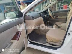 X Corolla 2003 Fresh Car - Image 4/6
