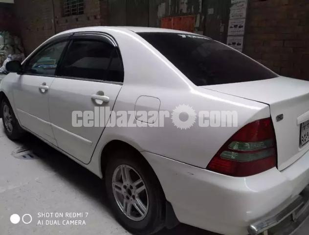 X Corolla 2003 Fresh Car - 5/6