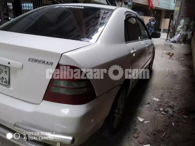 X Corolla 2003 Fresh Car - 6/6