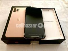 Apple iphone 11 pro max 512gb new
