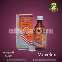 Movelex | মোভিলেক্স (Malnutrition, mental & general weakness, anaemia, anorexia, weakness)