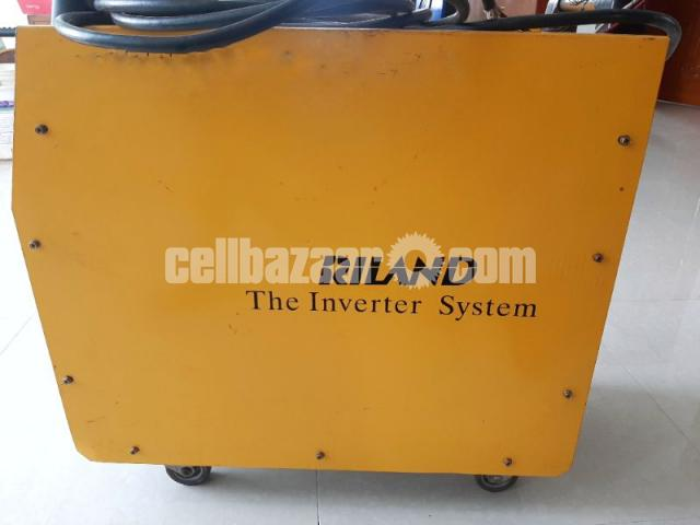 IGBT High Quality Gas Shielded Welder Machine NB 630 rilon mig welding machine - 3/4
