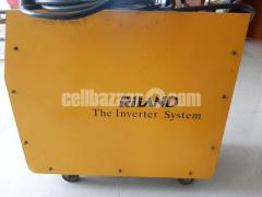 IGBT High Quality Gas Shielded Welder Machine NB 630 rilon mig welding machine - Image 3/4
