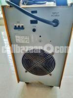 Gas Shielded Welder Machine NB 630 rilon mig welding machine